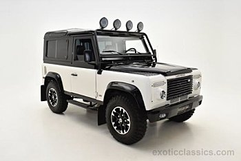 1997 Land Rover Defender 90 for sale 100878076