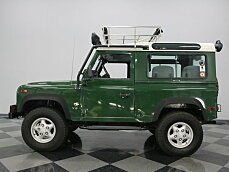 1997 Land Rover Defender 90 for sale 100867596