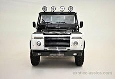 1997 Land Rover Defender 90 for sale 100877761