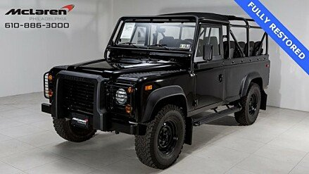 1997 Land Rover Defender 90 for sale 100926181