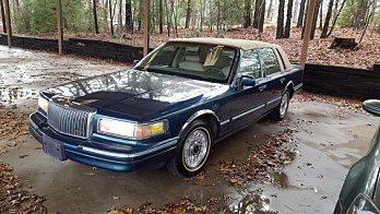1997 Lincoln Other Lincoln Models for sale 100848146