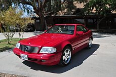 1997 Mercedes-Benz SL500 for sale 101018532