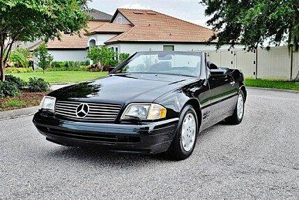 Mercedes benz sl500 classics for sale classics on autotrader for Mercedes benz sl500 for sale