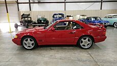 1997 Mercedes-Benz SL500 for sale 101000880