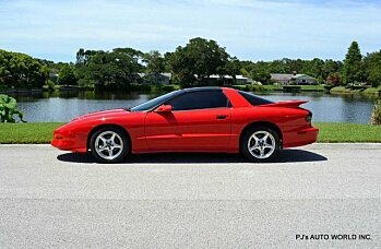 1997 Pontiac Firebird Coupe for sale 100721598