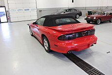 1997 Pontiac Firebird Convertible for sale 100777509