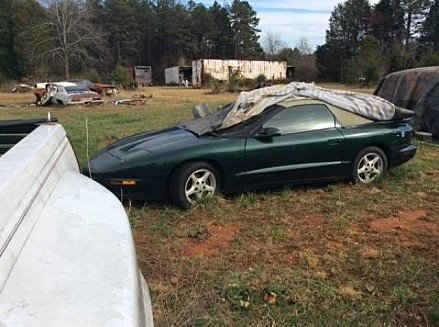 1997 Pontiac Firebird for sale 100827260