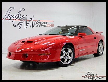 1997 Pontiac Firebird Coupe for sale 100857240