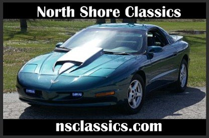 1997 Pontiac Firebird Coupe for sale 100862725