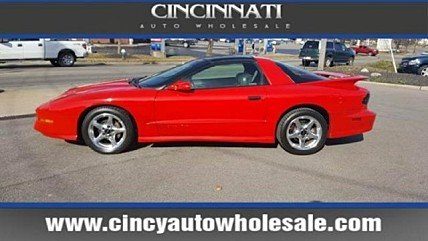 1997 Pontiac Firebird Coupe for sale 100962072