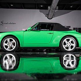 1997 Porsche 911 Cabriolet for sale 100843955