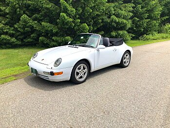 1997 Porsche 911 Cabriolet for sale 100991570