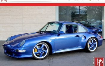 1997 Porsche 911 Coupe for sale 100020361