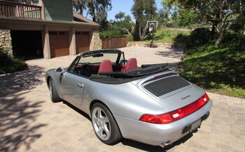 1997 Porsche 911 Cabriolet for sale 100758040