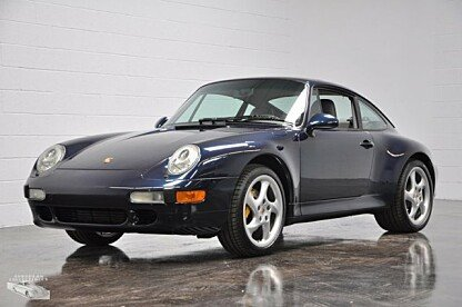 1997 Porsche 911 Coupe for sale 100833722