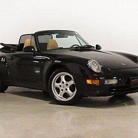 1997 Porsche 911 Cabriolet for sale 100878738