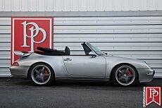 1997 Porsche 911 Cabriolet for sale 100946765