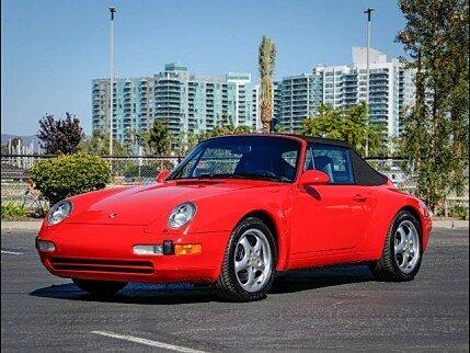 1997 Porsche 911 Cabriolet for sale 101044456