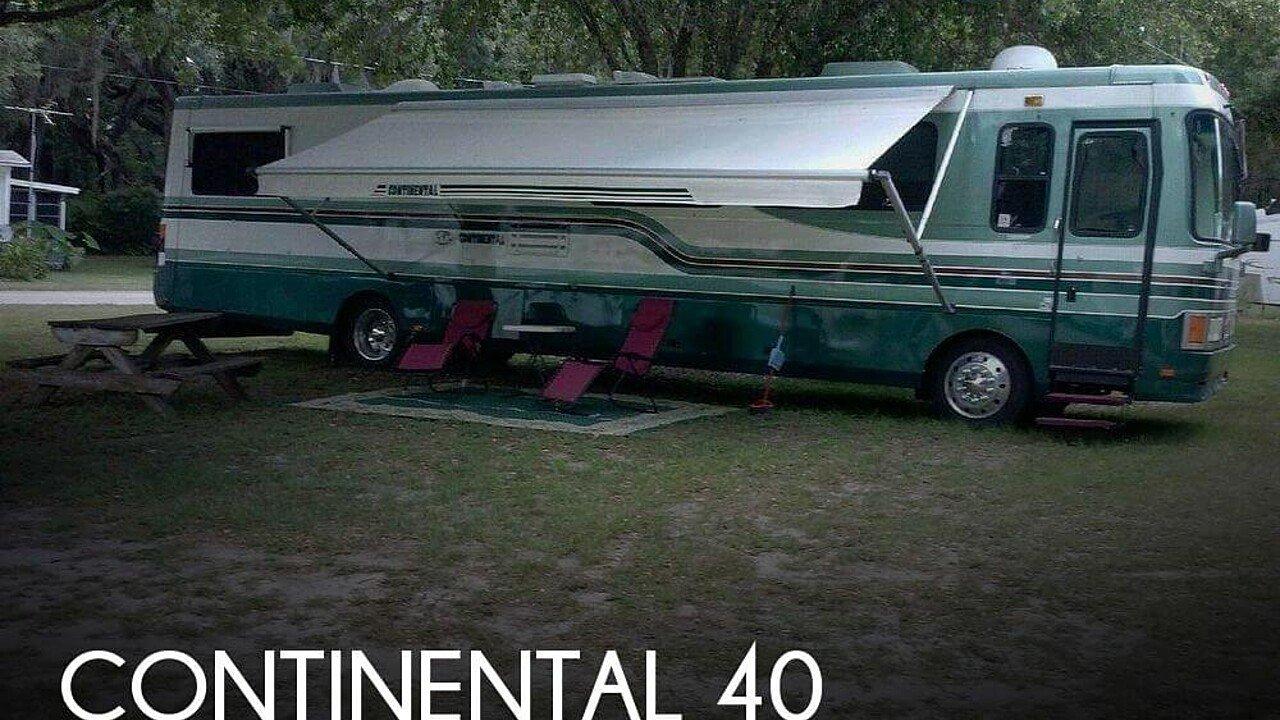 1997 Safari Continental for sale 300138074