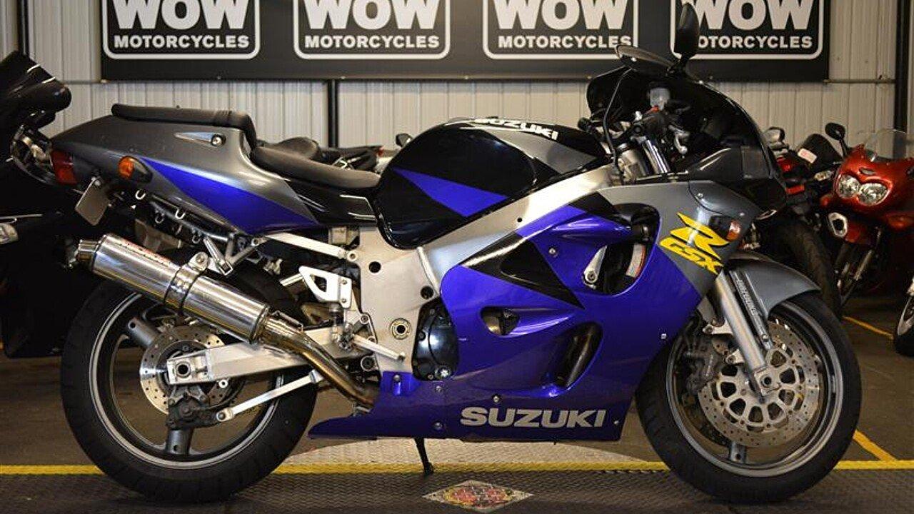 1997 Suzuki GSX-R600 for sale 200424999