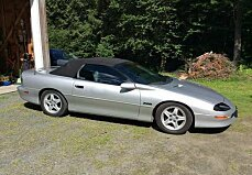1997 chevrolet Camaro Z28 Convertible for sale 100895103