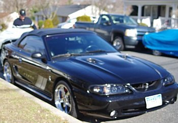 1997 ford Mustang Cobra Convertible for sale 100886891