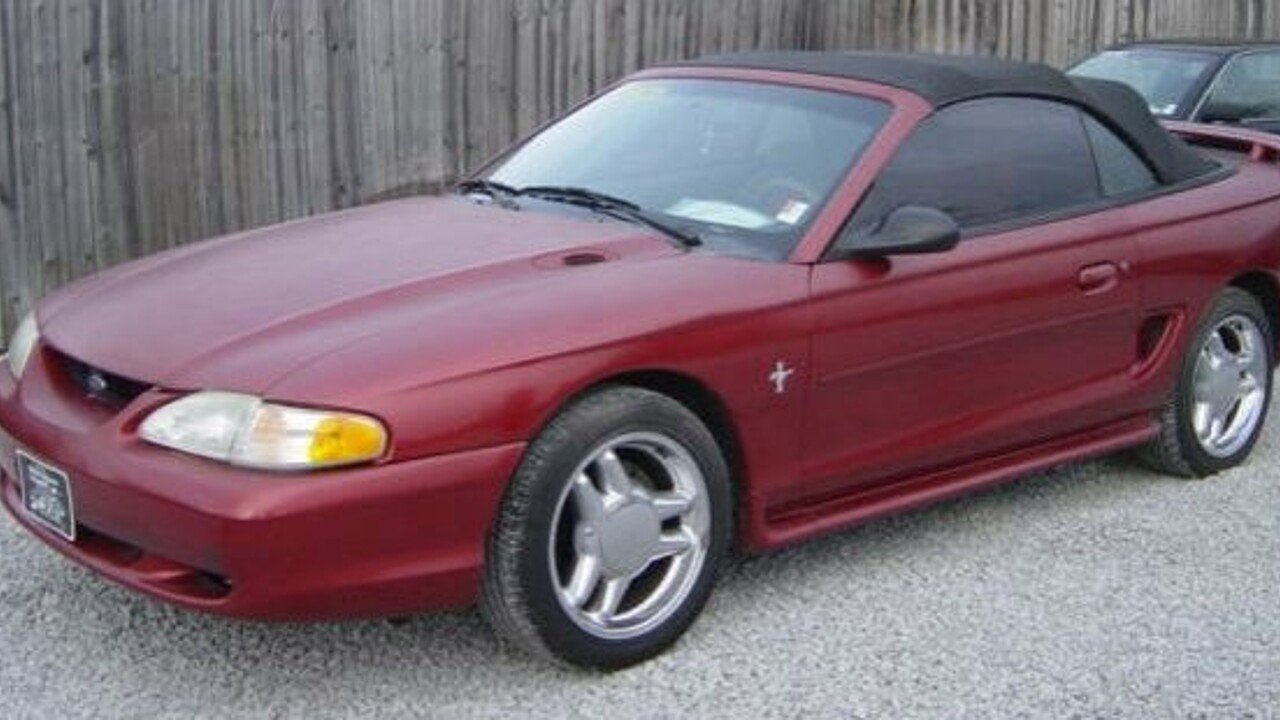 1997 ford Mustang for sale 100961057