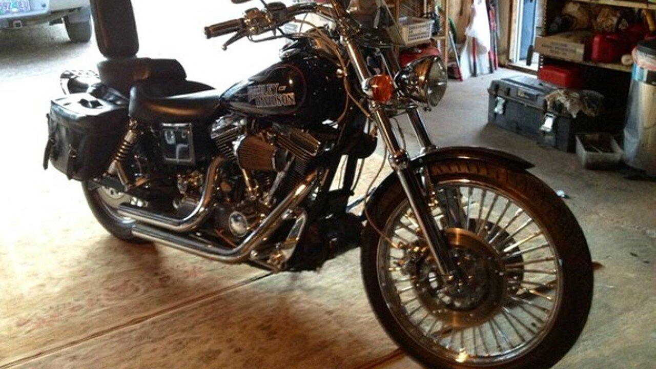 1997 harley-davidson Dyna for sale 200499258