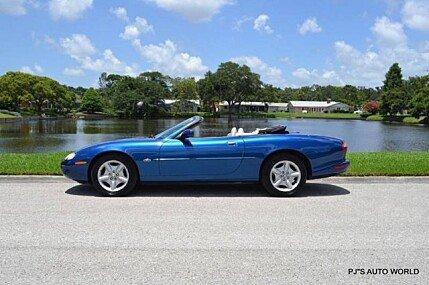 1997 jaguar XK8 Convertible for sale 100998930