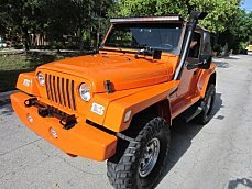 1997 jeep Wrangler 4WD SE for sale 101008575