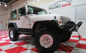 1997 jeep Wrangler 4WD Sport for sale 101039859