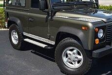 1997 land-rover Defender 90 for sale 100991339