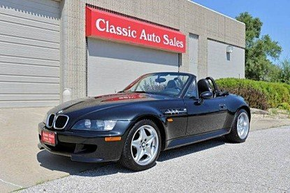 1998 BMW M Roadster for sale 100783222