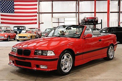 1998 BMW M3 Convertible for sale 101001467