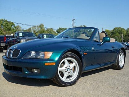 1998 BMW Z3 1.9 Roadster for sale 101017609