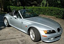 1998 BMW Z3 2.8 Roadster for sale 101027497