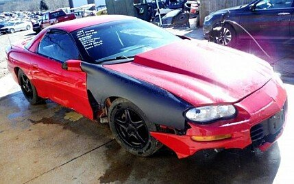 1998 Chevrolet Camaro Coupe for sale 100749851
