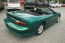 1998 Chevrolet Camaro Z28 Convertible for sale 100870160