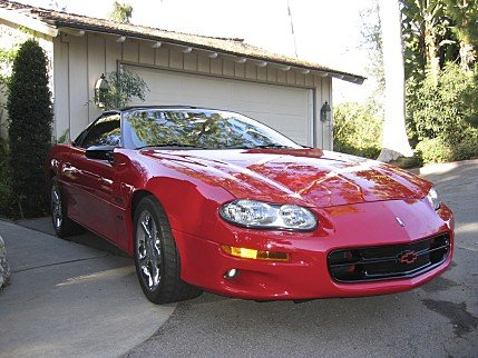 1998 Chevrolet Camaro Z28 Coupe for sale 100886485