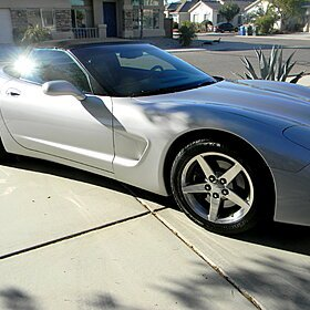1998 Chevrolet Corvette Convertible for sale 100740856