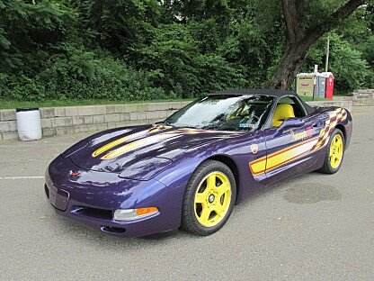 1998 Chevrolet Corvette Convertible for sale 100785284