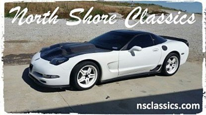 1998 Chevrolet Corvette for sale 100789420