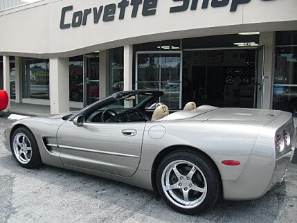 1998 Chevrolet Corvette for sale 100859979