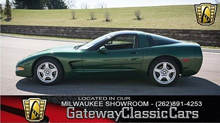1998 Chevrolet Corvette Coupe for sale 100862040