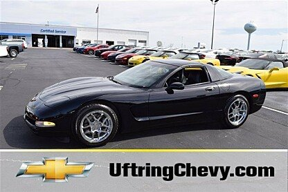 1998 Chevrolet Corvette Coupe for sale 100863850