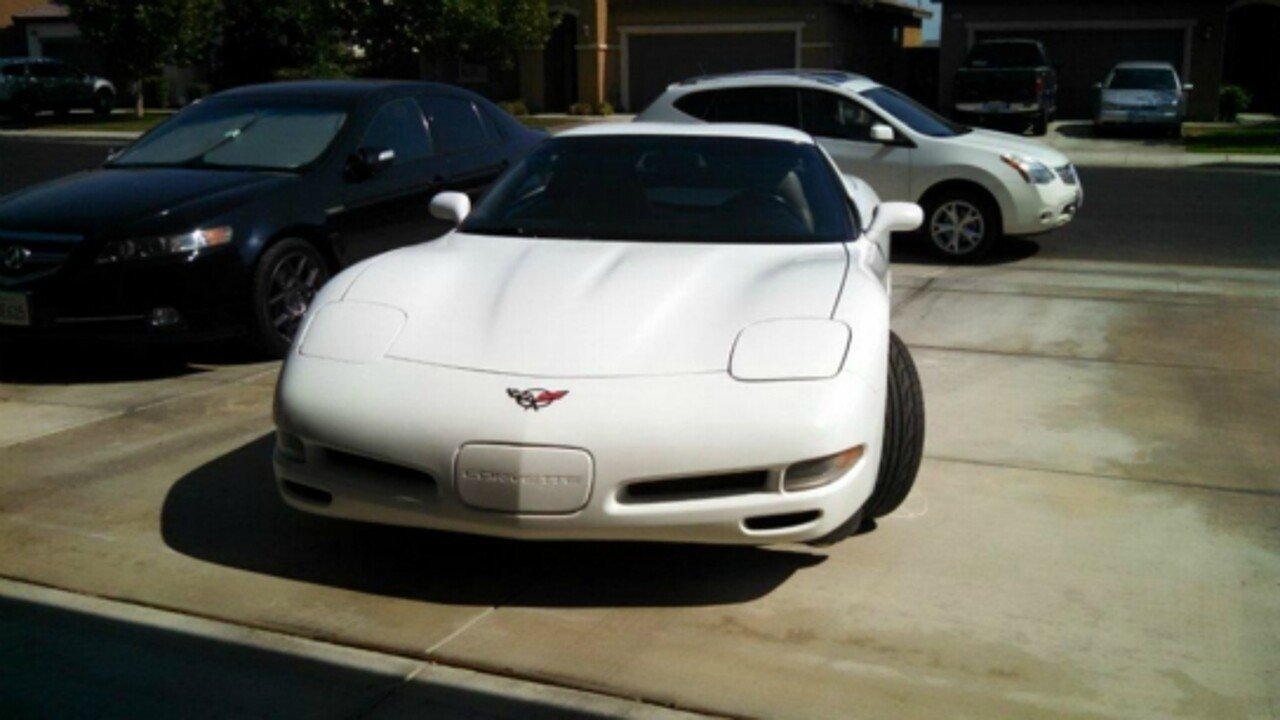 1998 Chevrolet Corvette for sale 100767404