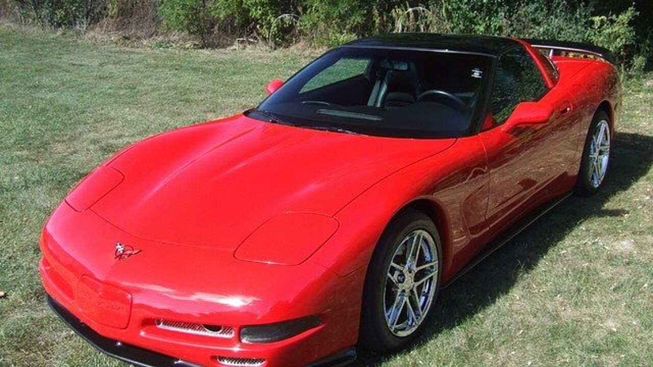 1998 Chevrolet Corvette Coupe for sale 100805902