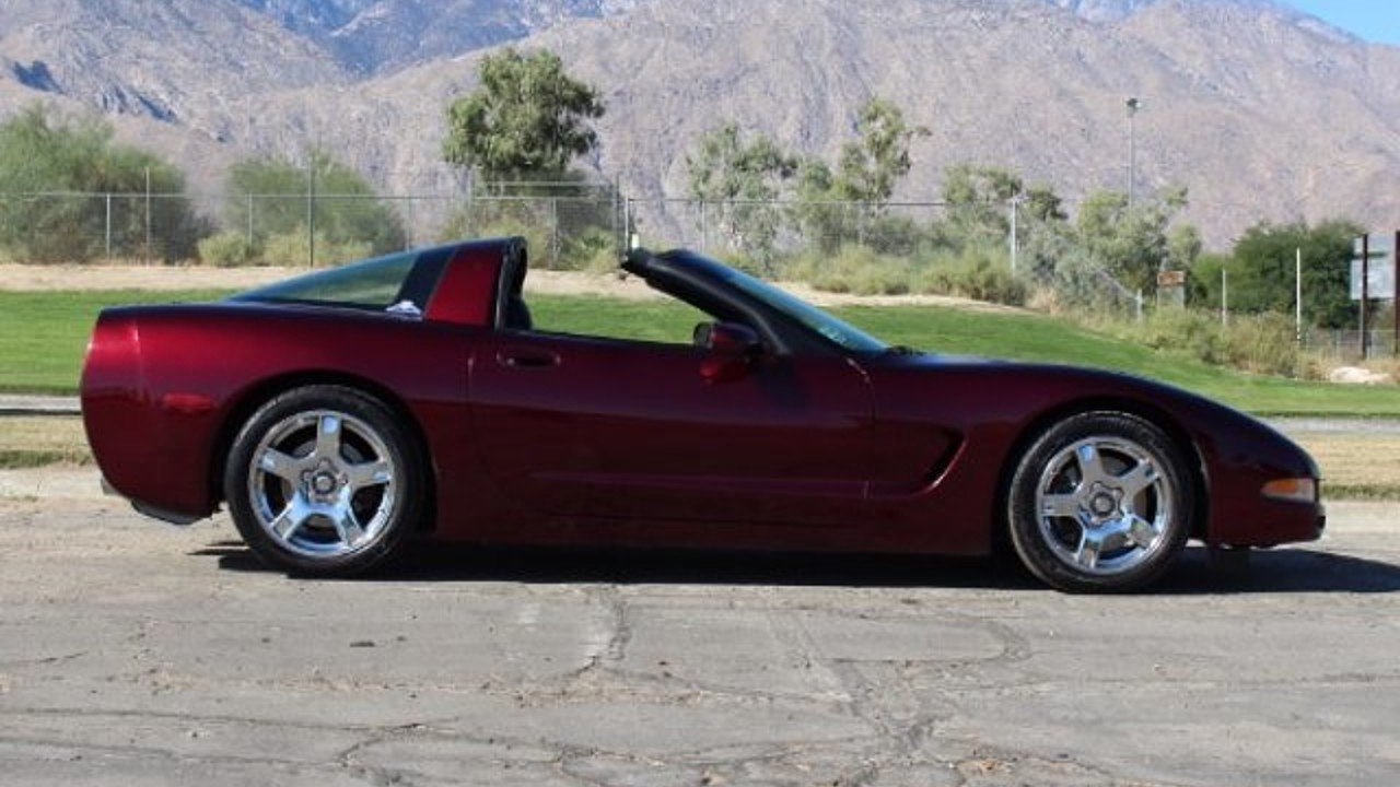1998 Chevrolet Corvette Coupe for sale 100923025