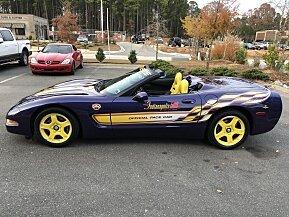 1998 Chevrolet Corvette Convertible for sale 100942545