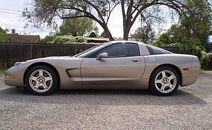 1998 Chevrolet Corvette Coupe for sale 100998132